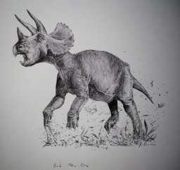 Triceratops A5